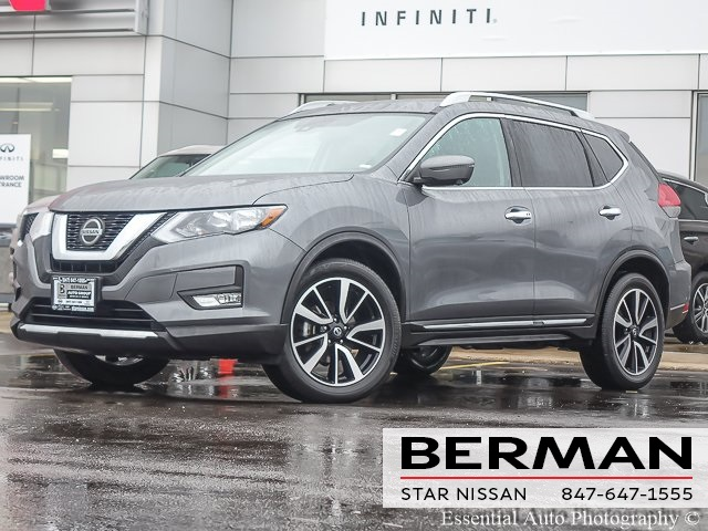 Pre-Owned 2019 Nissan Rogue SL