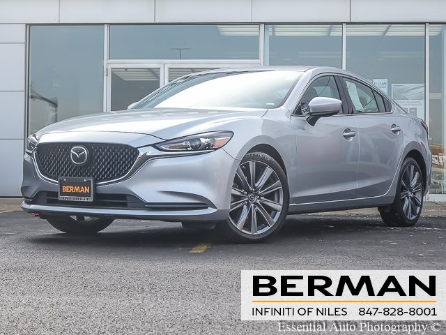 Pre-Owned 2018 Mazda6 Touring w/Navigation System