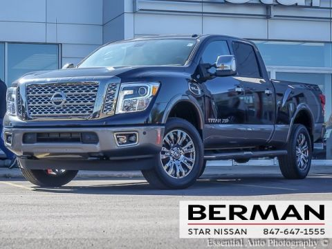 Pre-Owned 2018 Nissan Titan XD Platinum Reserve