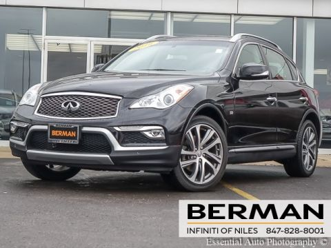 Certified Pre-Owned 2016 INFINITI QX50 Deluxe Touring Package