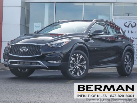 Certified Pre-Owned 2019 INFINITI QX30 ESSENTIAL